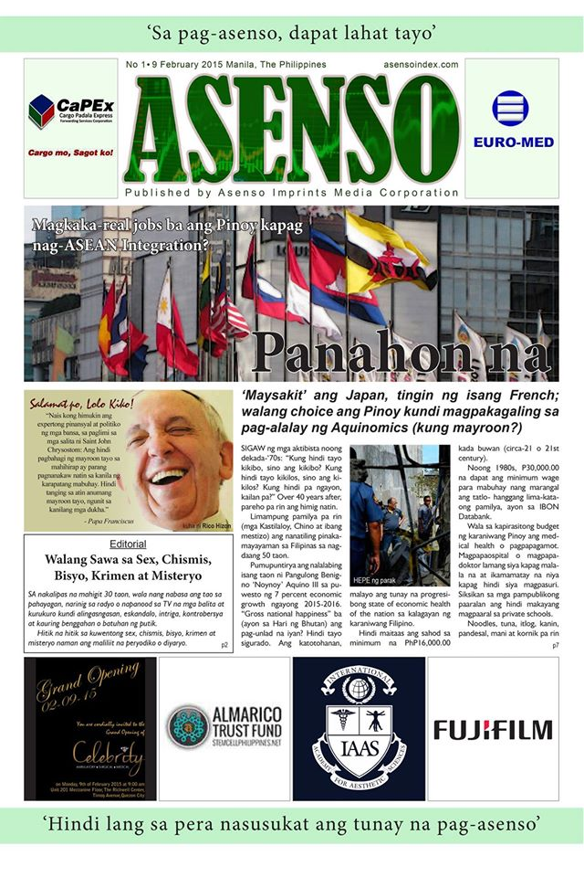 asenso frontpage