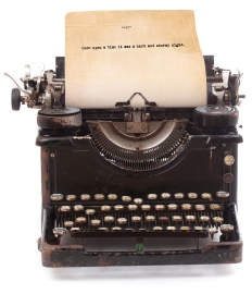 first-sentence-story-prompt-typewriter